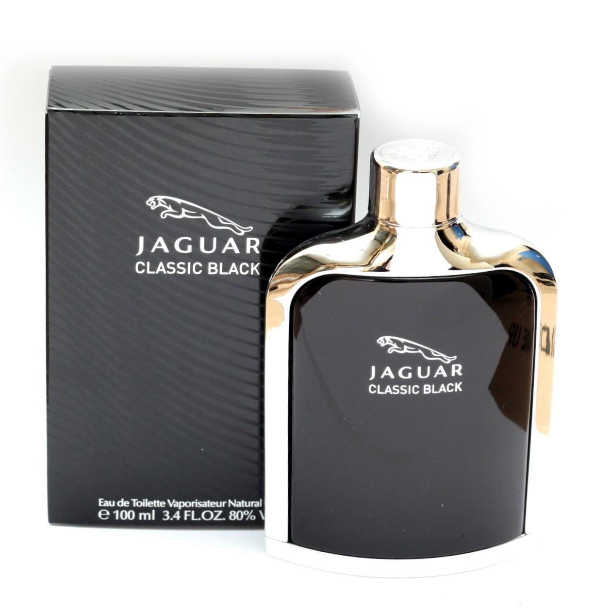 JAGUAR Classic Black Eau de Toilette spray 100 ml 3,4 fl.oz