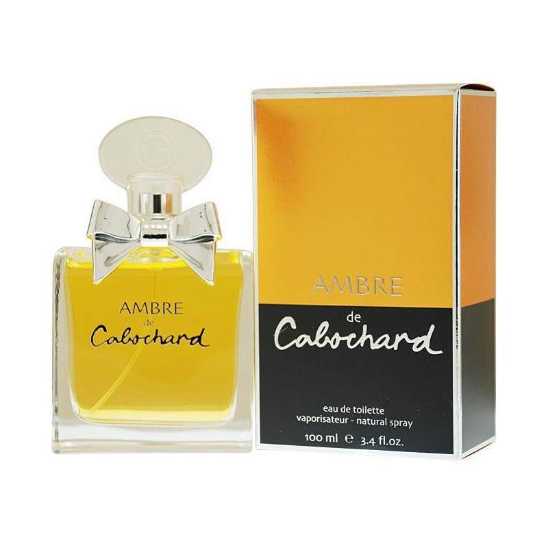 gres ambre de cabochard eau de toilette spray 100ml 3 3oz 30 90. Black Bedroom Furniture Sets. Home Design Ideas