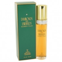 Elizabeth Taylor - Diamonds and Emeralds - Edt 50ml 1.7fl.oz