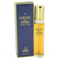 Elizabeth Taylor - Diamonds and Sapphires - Edt 50ml 1.7fl.oz
