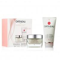 GATINEAU NUTRIACTIVE Dry Nourishing Day cream 50ml & Enhancing Scrub