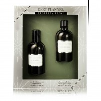 Geoffrey Beene - Grey Flannel - Edt 120ml 4.0fl.oz + Aftershave 100ml 3.4 fl.oz