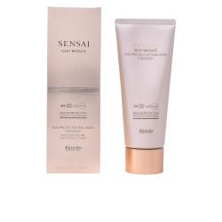 SENSAI SILKY BRONZE sun protective emulsion body SPF20 150ml