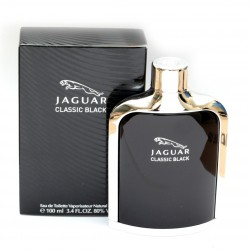 JAGUAR Classic Black Eau de Toilette spray 100 ml 3,4 fl.oz