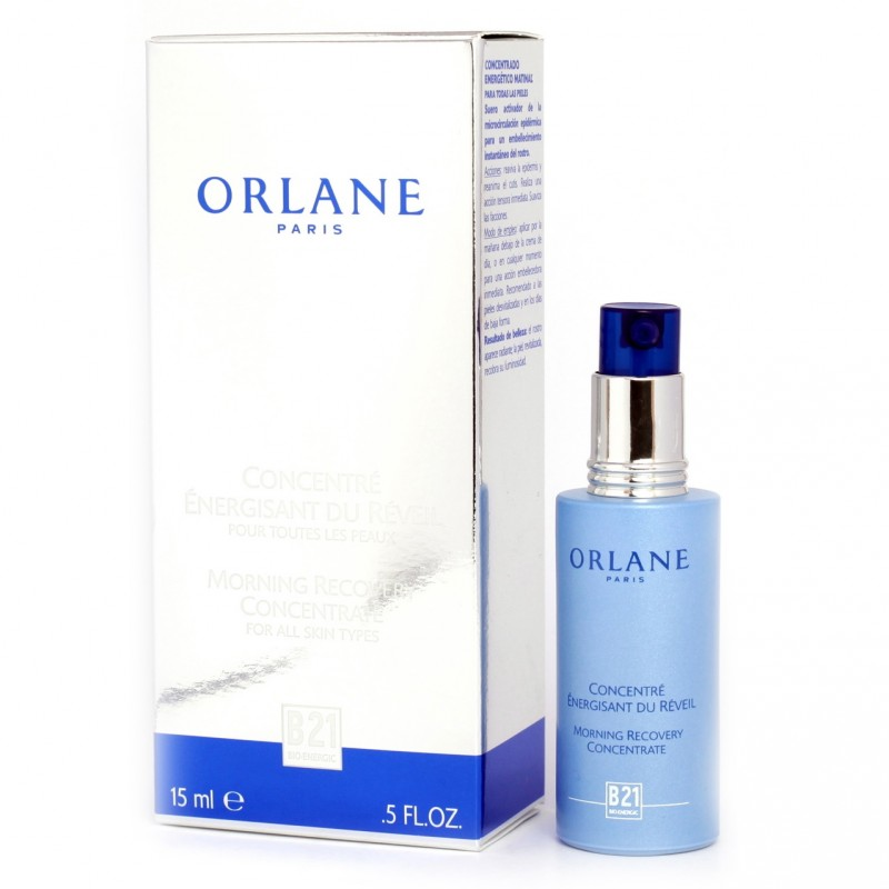 orlane b21 morning recovery concentrate 15ml 0 beauty french. Black Bedroom Furniture Sets. Home Design Ideas