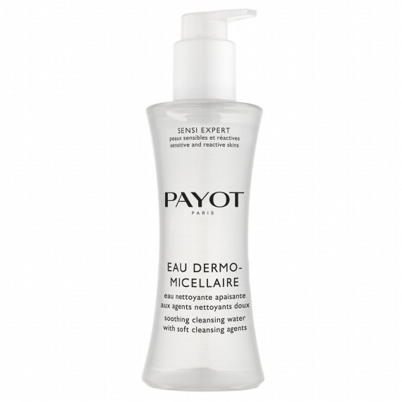 Payot - EAU DERMO-MICELLAIRE - Soothing cleansing water - 200ml 6.7fl.oz