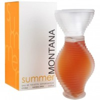 Montana - Summer - Eau de Toilette 100ml 3.3 fl.oz Spray