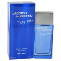Jacomo Deep Blue by Jacomo Eau De Toilette Spray 100 ml 3.4 oz