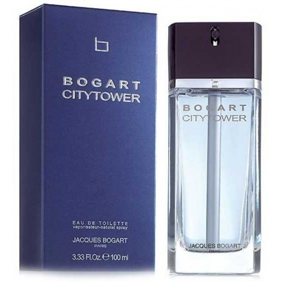 Bogart City Tower by Jacques Bogart Eau De Toilette Spray 3.3 oz