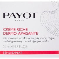 Payot Creme Riche Dermo Apaisante conforting nourishing care 50ml 1,6fl.oz