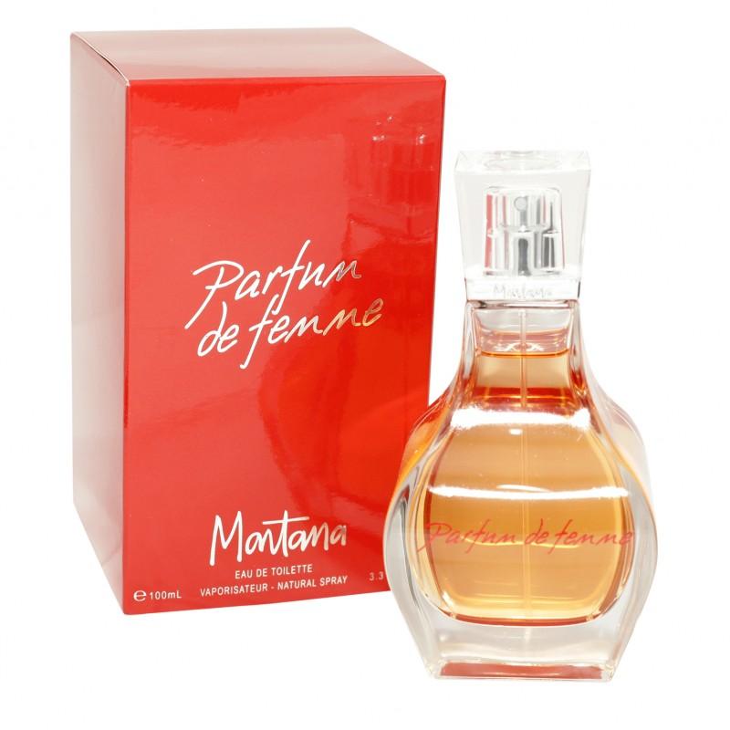 montana parfum de femme eau de toilette spray 100 ml 3 3 34. Black Bedroom Furniture Sets. Home Design Ideas
