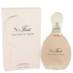 So First by Van Cleef & Arpels Eau De Parfum Spray 3.3 oz