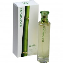 Bambou by Weil Eau de parfum 100ml 3.3 oz