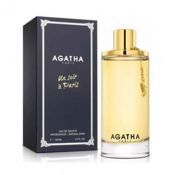Un Soir A Paris Agatha Paris for women eau de Parfum 100ml 3,3oz