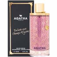 L'Amour A Paris Agatha Paris Eau de Parfum 100ml 3,3oz