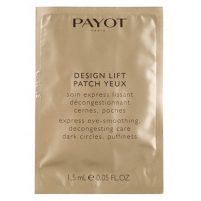 PAYOT DESIGN LIFT PATCH YEUX Express eye-smoothing, decongesting care, dark circles, puffiness (1,5mL/0.005 FL.OZ) X10
